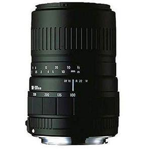 Lens Sigma SA 100-300mm f/4.5-6.7