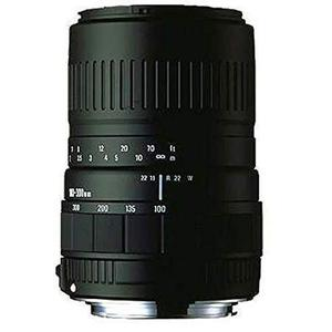 Objectif Sigma 100-300 mm f/4.5-6.7 UC
