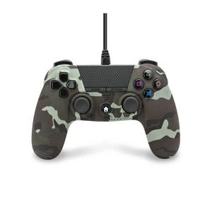 Manette Playstation 4 filaire Under Control - camouflage