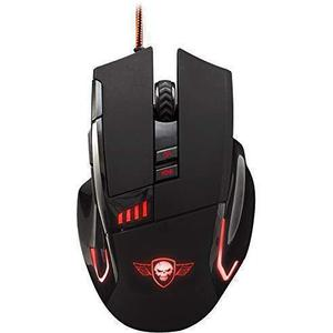 Gaming Muis Spirit Of Gamer Pro-M5 - Zwart/Rood