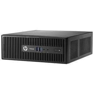 Hp ProDesk 400 G3 SFF Core i3 3,7 GHz - HDD 500 Go RAM 4 Go