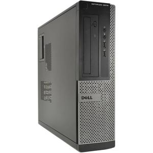Dell OptiPlex 3010 DT Core i3 3,3 GHz - HDD 500 Go RAM 4 Go