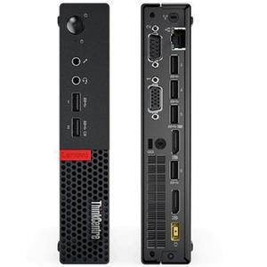 Lenovo ThinkCentre M910Q Tiny Core i3 3,2 GHz - HDD 500 Go RAM 8 Go