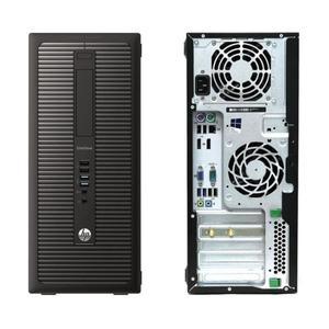HP EliteDesk 800 G1 Core i5 3,2 GHz - HDD 500 GB RAM 4 GB