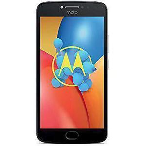 Motorola Moto E4 Plus 16 Go   - Gris - Débloqué