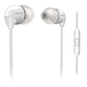 Ecouteurs intra-auriculaires Philips SHE3515WT/00 - Blanc