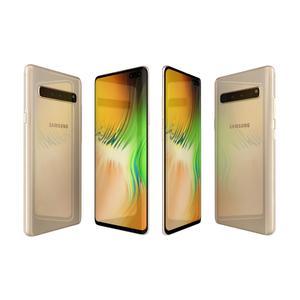 Galaxy S10 5G 256GB - Kulta - Lukitsematon