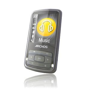 MP3-player & MP4 8GB Archos 20B Vision - Grau