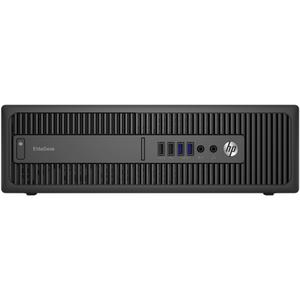 Hp EliteDesk 800 G2 SFF Core i5 3,2 GHz - SSD 256 GB RAM 8GB AZERTY