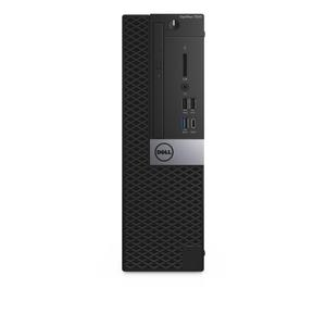 Dell Optiplex 7050 SFF Core i7 3,6 GHz - HDD 1 To RAM 16 Go