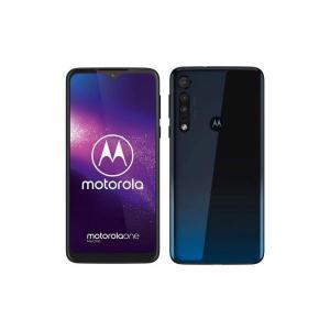 Motorola One Macro 64 GB - Blue - Unlocked