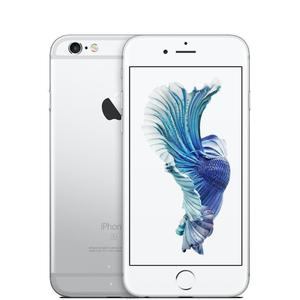 iPhone 6S 128 GB   - Silver - Unlocked