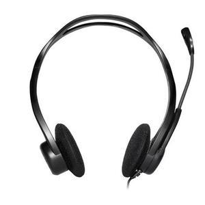 Cascos Micrófono Logitech PC 960 - Negro