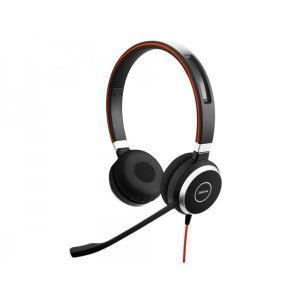 Cascos Reducción de ruido Micrófono Jabra Evolve 40 - Negro