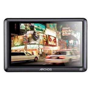 Archos 50B Vision Leitor De Mp3 & Mp4 8GB- Preto