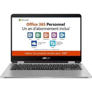 "Asus VivoBook TP401MA-EC012TS 14"" (2018)"