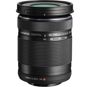 Objetivo Olympus M.Zuiko Digital 40-150mm f/4-5.6 ED R MSC