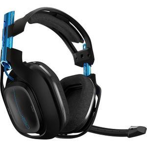 A50 Wireless (PS4 / PC Gen 3) Gaming Hoofdtelefoon - Microfoon Zwart/Blauw