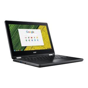 Acer ChromeBook Spin R751TN Celeron 1,1 GHz 32Go eMMC - 4Go AZERTY - Français