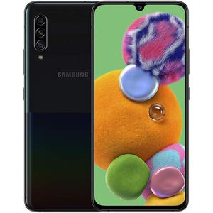 Galaxy A90 128GB Dual Sim - Musta - Lukitsematon