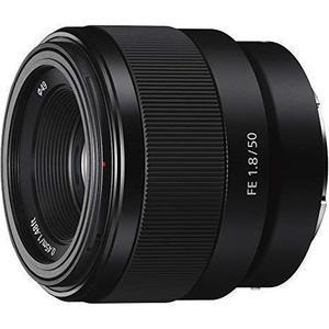 Objectif Sony FE 50mm f/1.8