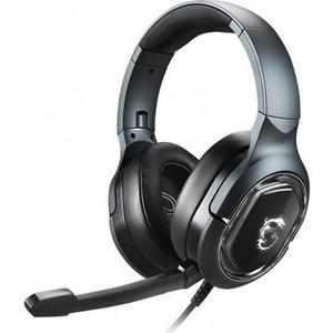 Msi Immerse GH50 Gaming Ακουστικά Μικρόφωνο - Μαύρο/Γκρι
