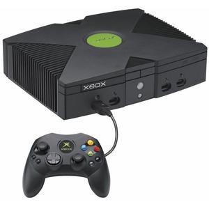 Microsoft Xbox Primera generación + Controlador  - Negro