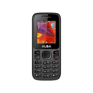 Alba ACF18 Dual SIM Schwarz Ohne Vertrag