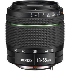 SMX Pentax DA L 18-55mm f/3.5-5.6 WR