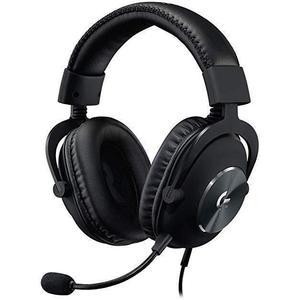 Cascos Gaming Micrófono Logitech PRO X - Negro