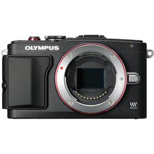Hybrid Kamera Olympus E-PL6 Gehäuse - Schwarz