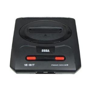 Sega Mega Drive 2 - HDD 0 MB - Negro