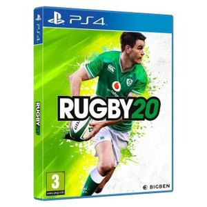 Rugby 20 - PlayStation 4