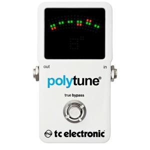 Effectpedaal TC Electronic Polytune