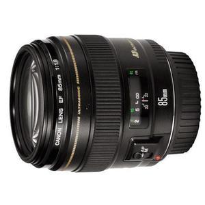 Objectif Canon EF 85mm USM f/1,8