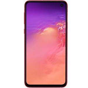 Galaxy S10e 128 Gb   - Rojo - Libre