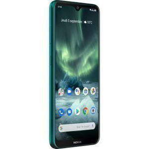 Nokia 7.2 128 GB (Dual Sim) - Green - Unlocked