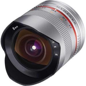 Objetivos E 8mm f/2.8