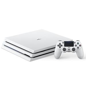 Console Sony Playstation 4 Pro 1 To - Blanc + Manette + Red Dead Redemption 2