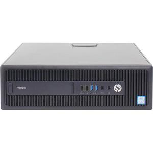 Hp ProDesk 600 G2 SFF Core i5 2,4 GHz - HDD 1 To RAM 16 Go