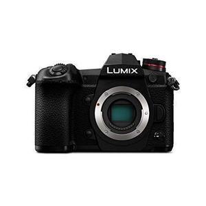 Spiegelreflexkamera Panasonic Lumix DC-G9 Nur Gehäuse - Schwarz
