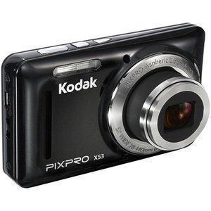 Kompaktkamera Kodak Pixpro X53 - Schwarz