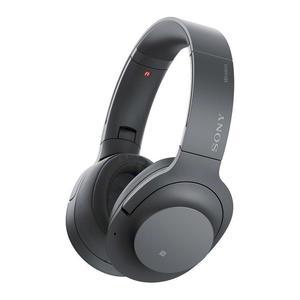 Sony WH-H900N Kuulokkeet Melunvaimennus Bluetooth Mikrofonilla - Harmaa