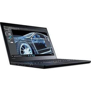 "Lenovo Thinkpad P50 15"" Core i7 2,7 GHz  - SSD 256 Go + HDD 500 Go - 32 Go AZERTY - Français"