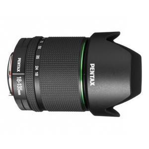 Lens Pentax K SMC-DA 18-135 mm f/3.5-5.6 ED AL [IF] WR - Zwart