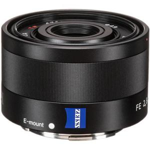 Objektiivi Sony E 35mm f/2.8