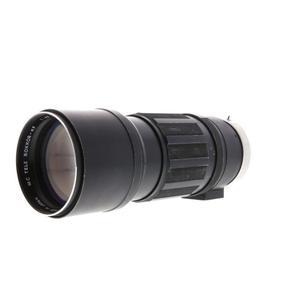 Objektiivi Minolta SR MC Tele Rokkor HF 300mm f/4.5