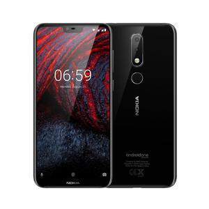 Nokia 6.1 Plus 64 Go Dual Sim - Noir - Débloqué
