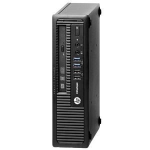 Hp EliteDesk 800 G1 USDT Core i7 3,1 GHz - SSD 240 Go RAM 16 Go
