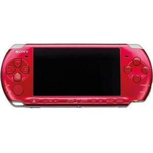 Console Sony PSP 3004 - Rouge